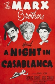 A Night in Casablanca
