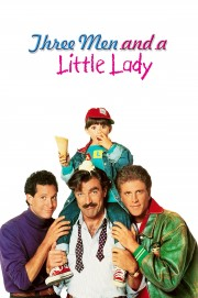 3 Men and a Little Lady