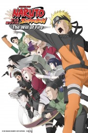Naruto Shippuden the Movie Inheritors of the Will of Fire